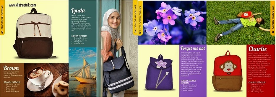 tas wanita unik lucu heejou 2015