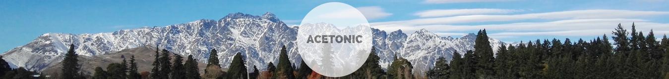 Acetonic