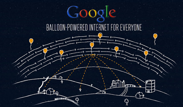Google's 'Project Loon