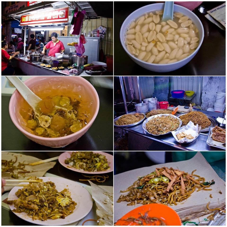 Kimberley Street Hawker Fare Penang Everyday Food I Love