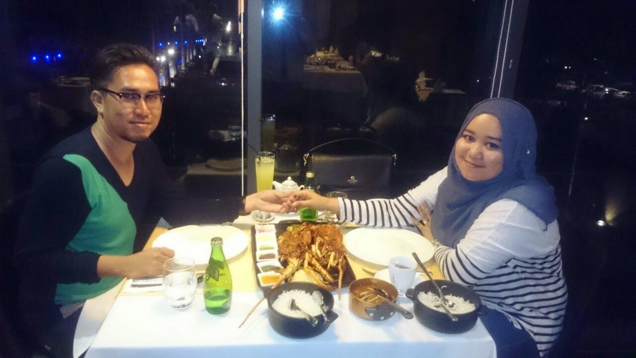 Pre anniversary Dinner Happy 2 Years Sayang