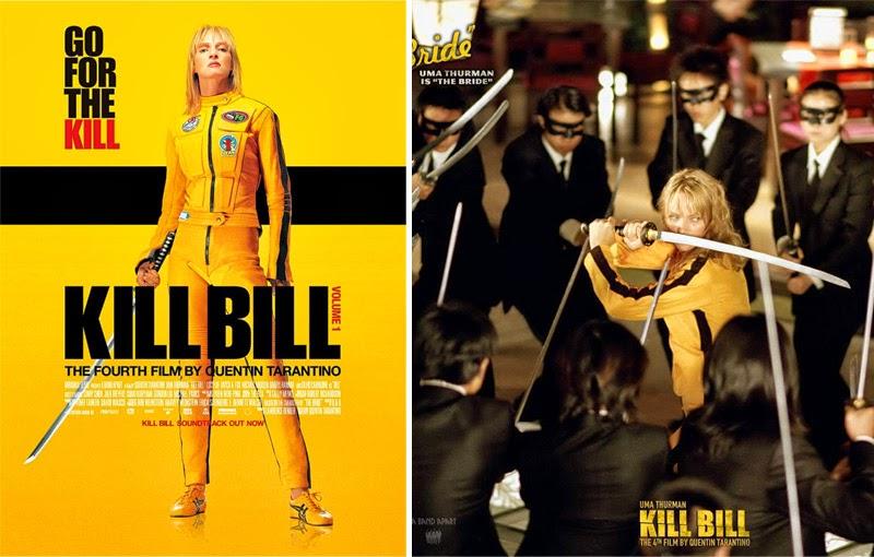 historia del cine a través de los carteles_ Kill Bill