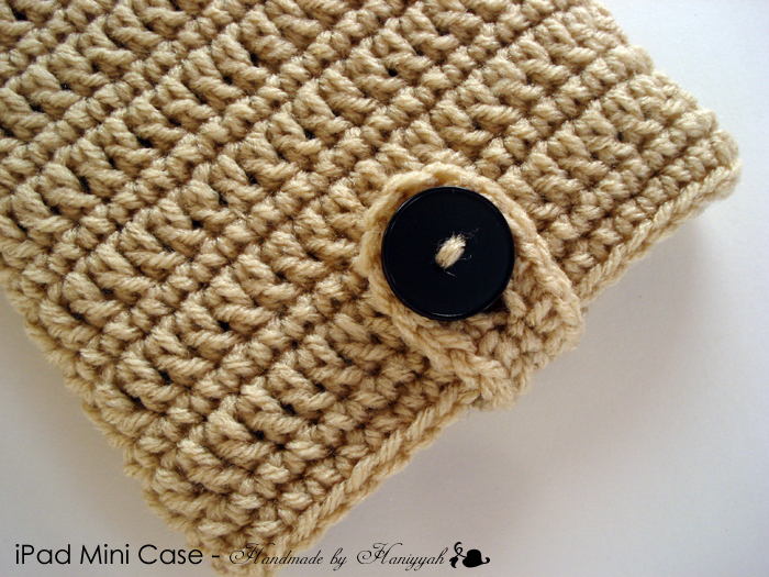 Handmade by Haniyyah: Crochet cover for Nook Kindle or ...