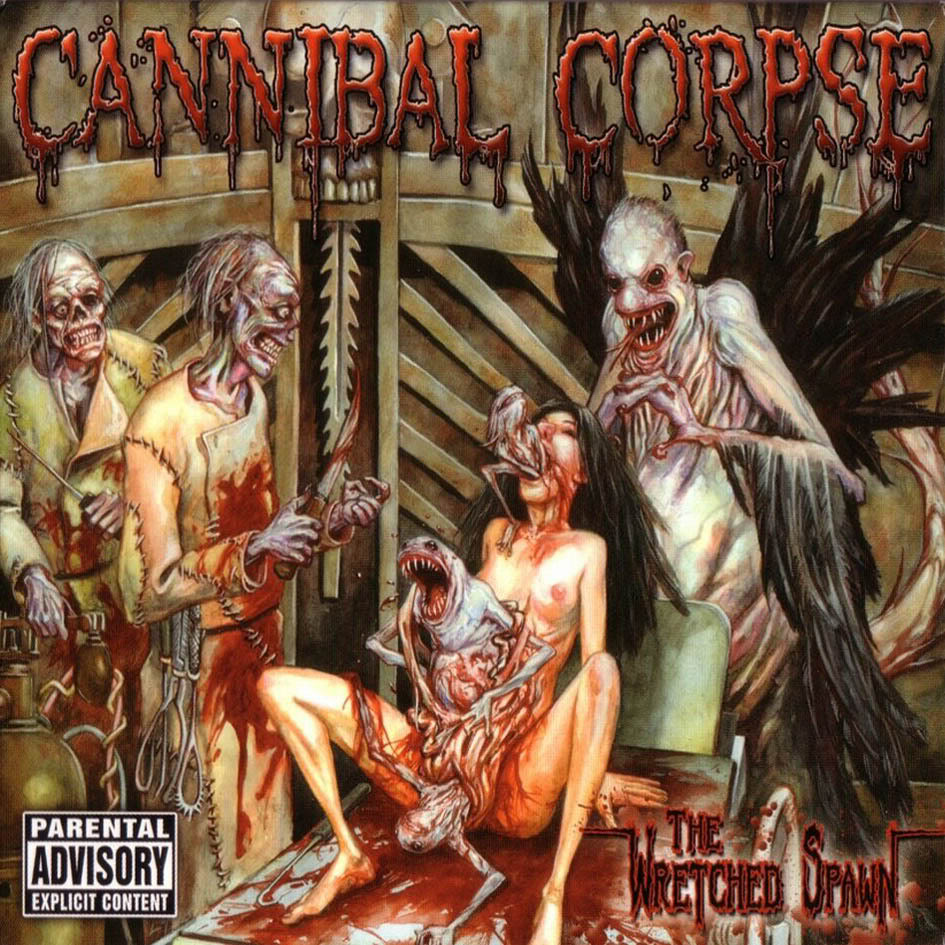 Efemérides - Página 36 Cannibal+Corpse-The+Wretched+Spawn