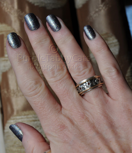 OPI Gelcolor On Her Majesty's Secret Service