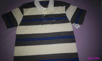 Presente dia dos pais, camisa polo