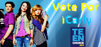 Voten por iCarly Los Teen Choice Awards