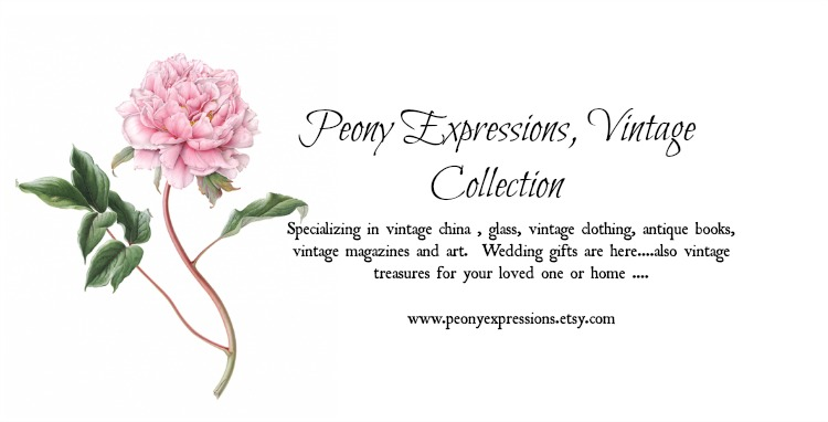 Peony Expressions Vintage Collection