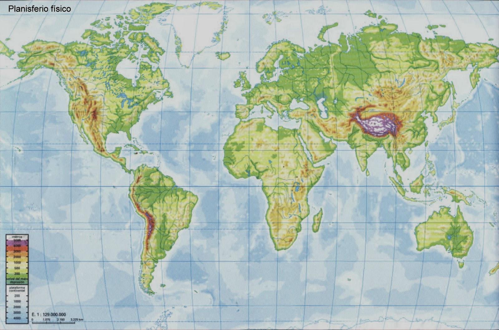 Clase de sociales Mapa poltico de Europa