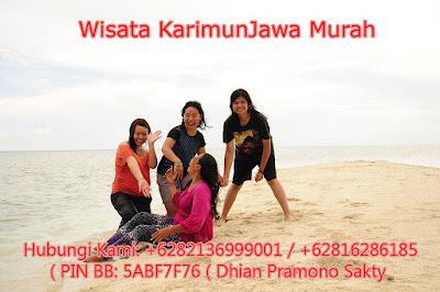 Paket Murah Karimun Jawa