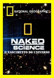 capa Download – Mistérios da Ciência   O Nascimento do Universo – TVRip Dublado
