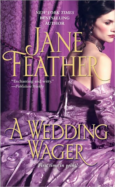 wager by jane feather