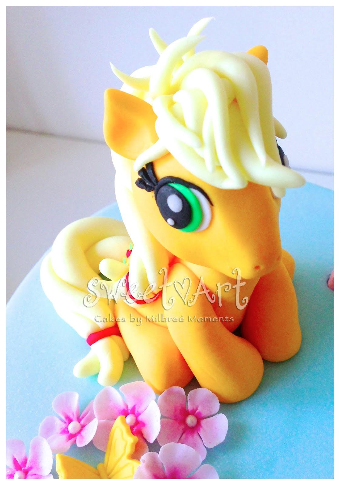 My Little Pony Cake Apple Jack
