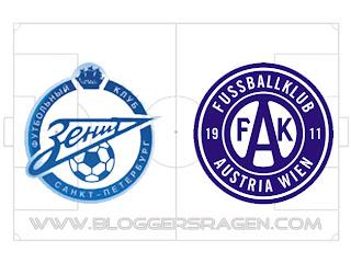 Prediksi Pertandingan Austria Wien vs Zenit