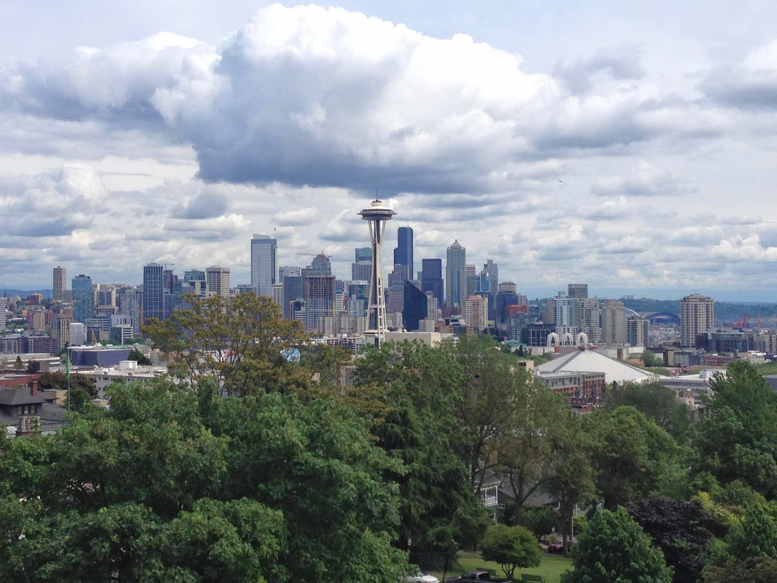 #100HappyDays: Spectacular Seattle