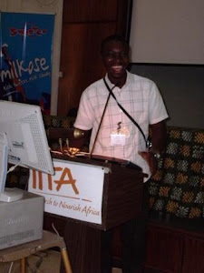 Busting the jargons at IITA Ibadan
