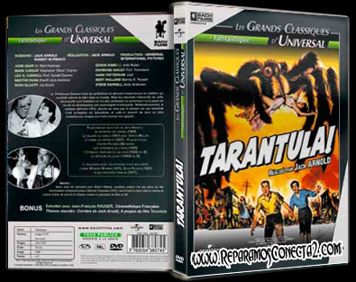 Tarantula [1955] - Descarga cine clasico, Descargar Peliculas Clasicas, Cine Clasico Online