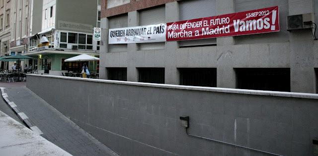 Quieren arruinar el país, 2012 (cc) Abbé Nozal