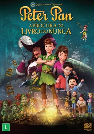 Peter Pan - A Procura pelo Livro do Nunca Filmes Torrent Download completo