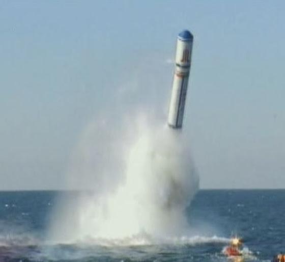 JL-2 missile