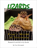 Lizard Research & Activity Guide