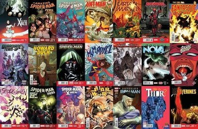 Marvel NOW+ (03-11-2015)