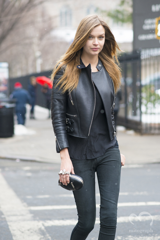 New York Winter Street Style Fashion