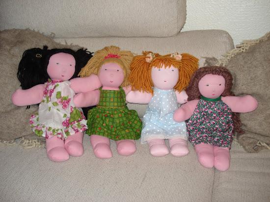 Que significa soñar con muñeca
