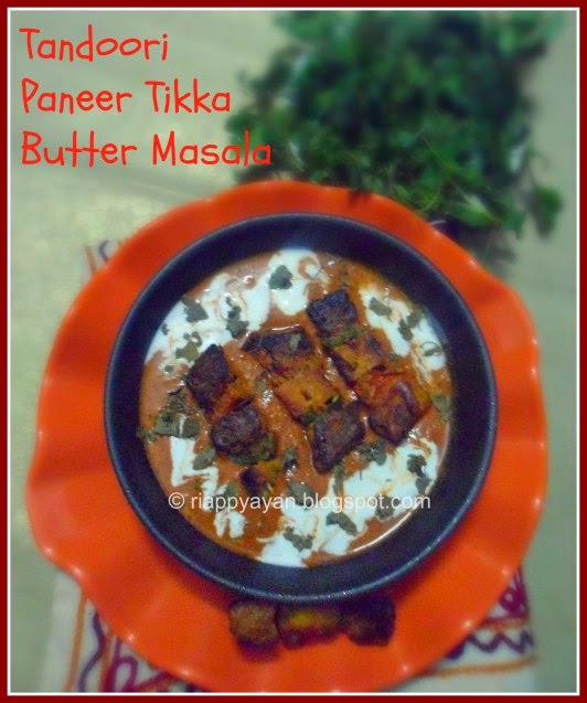 how to make tandoori paneer tikka