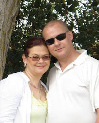 Me with my husband of 16 years, Tomasz