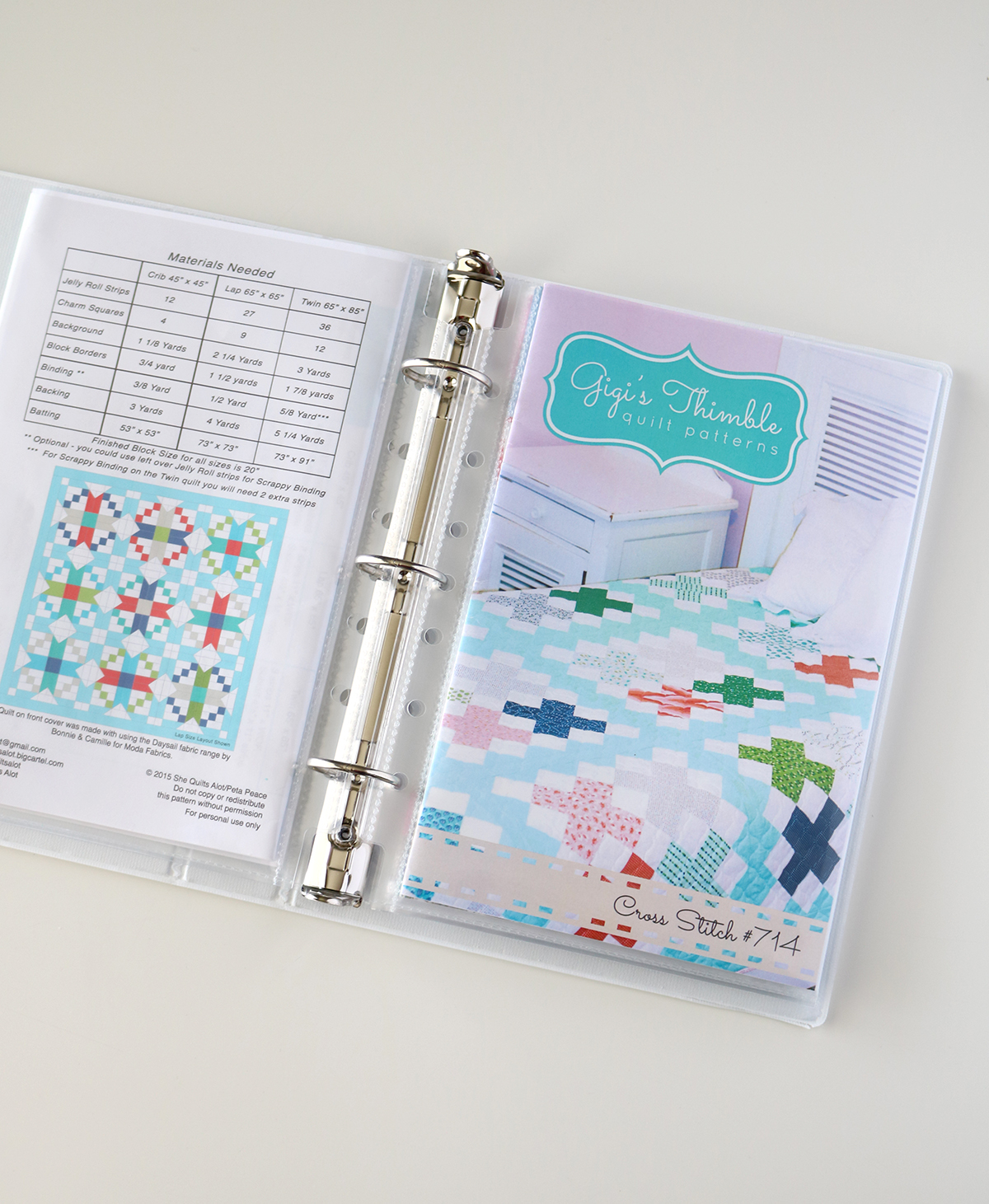 A Bright Corner: Sew Organized Part 2: Tips for Storing Patterns ...