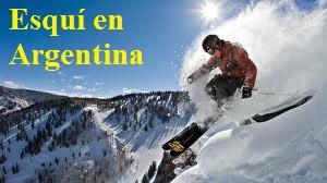 Esquí en la Patagonia
