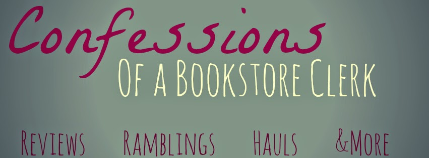 Confessions of a Bookstore Clerk
