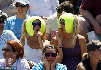 Images rigolotes et insolites Sport - Tennis v48