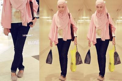 Style Inspiration : Pink Blazer - Jenahara