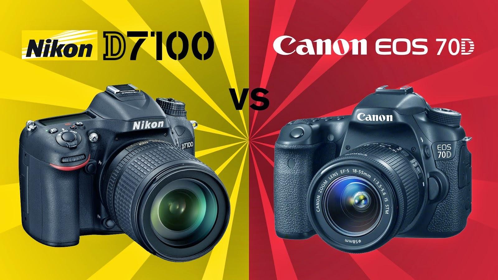 Camera Comparison Of Canon And Nikon Dslr Cameras canon vs nikon between myth and reality gadgets digital review dslr