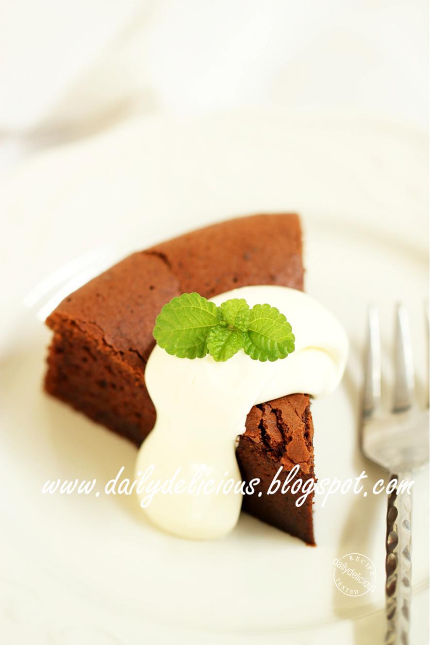 Sponge Cake Chocolat Marmiton