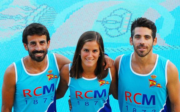 ENTRENADORES TRIATLON REAL CLUB MEDITERRANEO