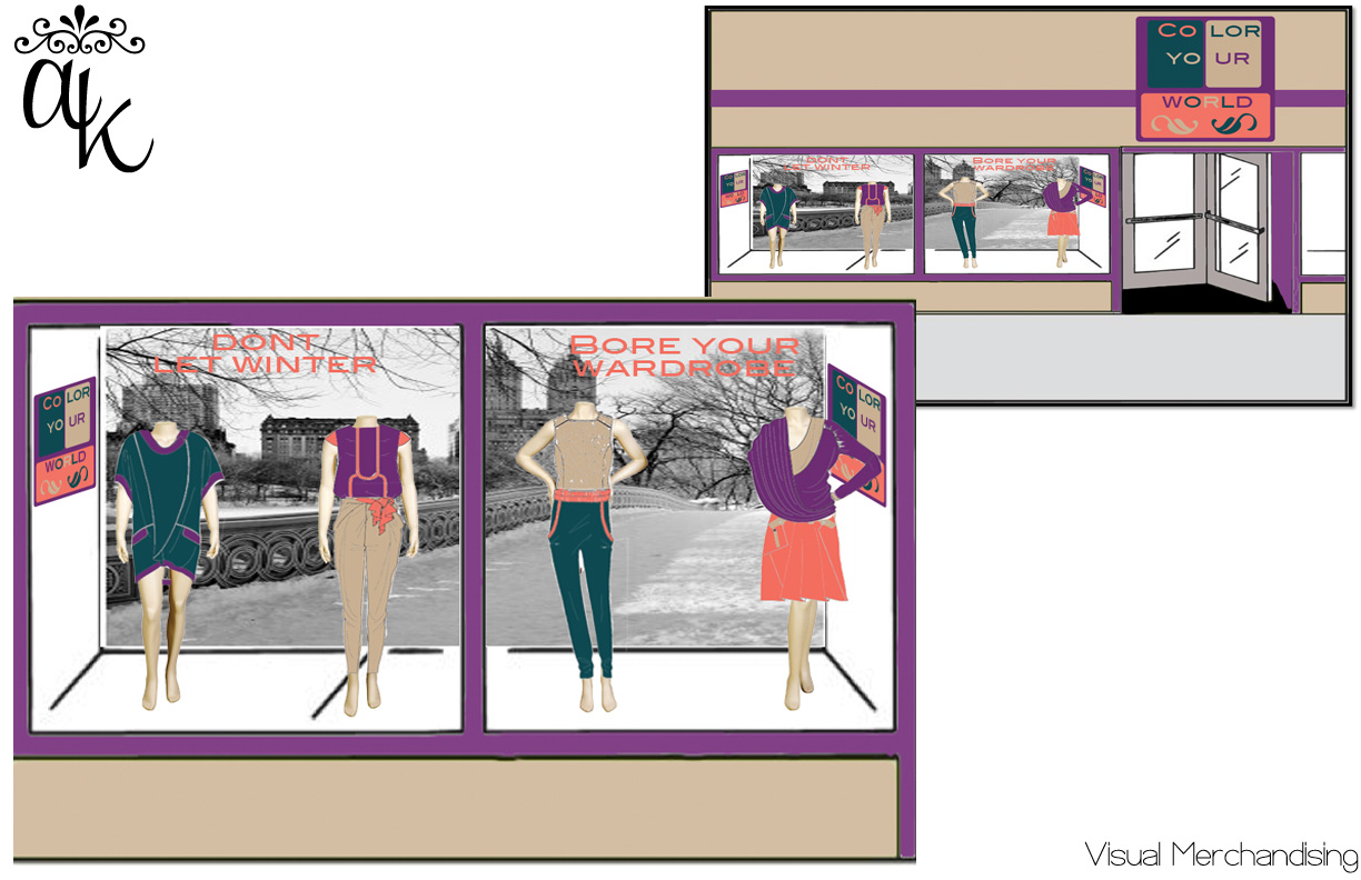 presentation on visual merchandising The new oxford dictionary of english defines visual merchandising as promoting the sale of goods by their presentation in retail outlets visual merchandisers design and set up windows and retail.