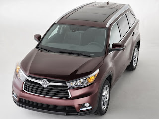 2014 Toyota Highlander Hybrid Preview