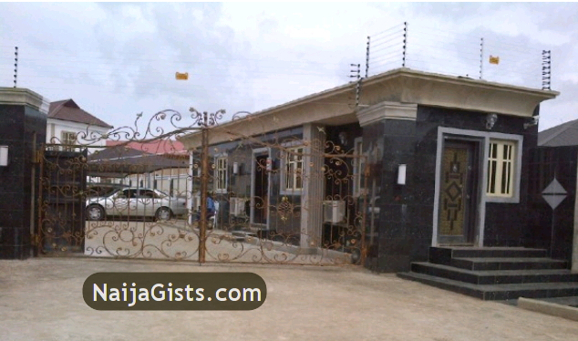 wasiu ayinde mansion in ijebu ode
