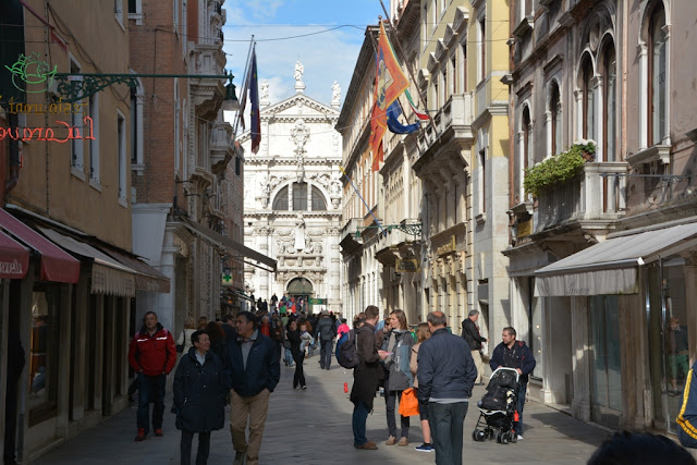 Shopping in Venice