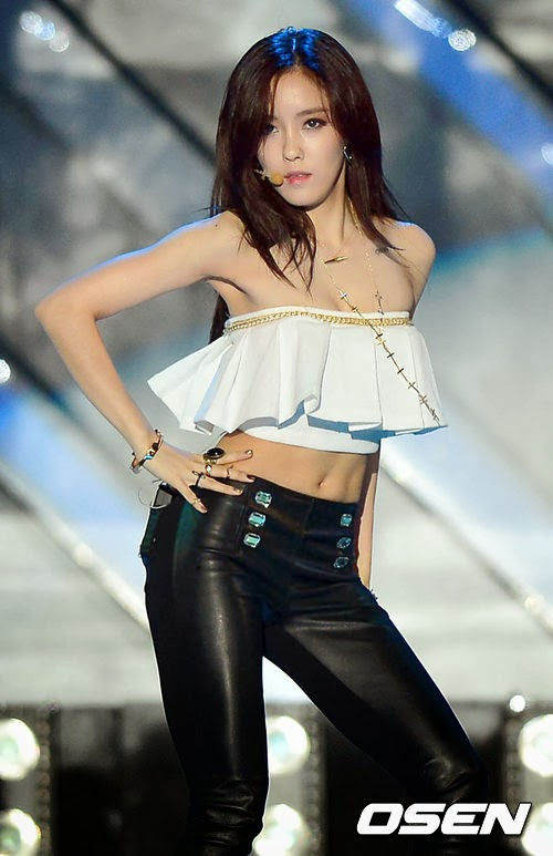 Nice Photo Shoots Of Hyomin T Ara In Sexy Summer Outfits Allkpop Forums