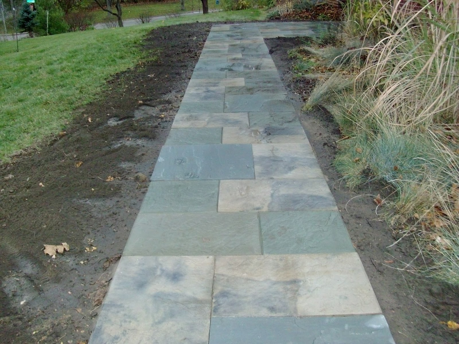 ALLSCAPES - Brick paver walkway installation and repair in ...