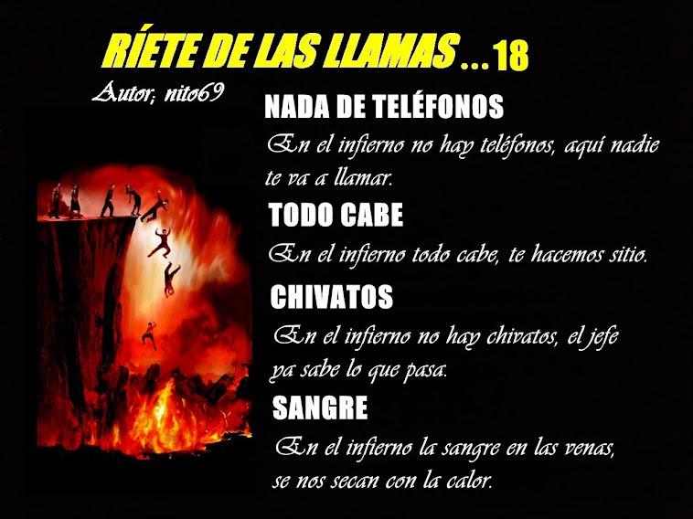 RÍETE DE LAS LLAMAS…18