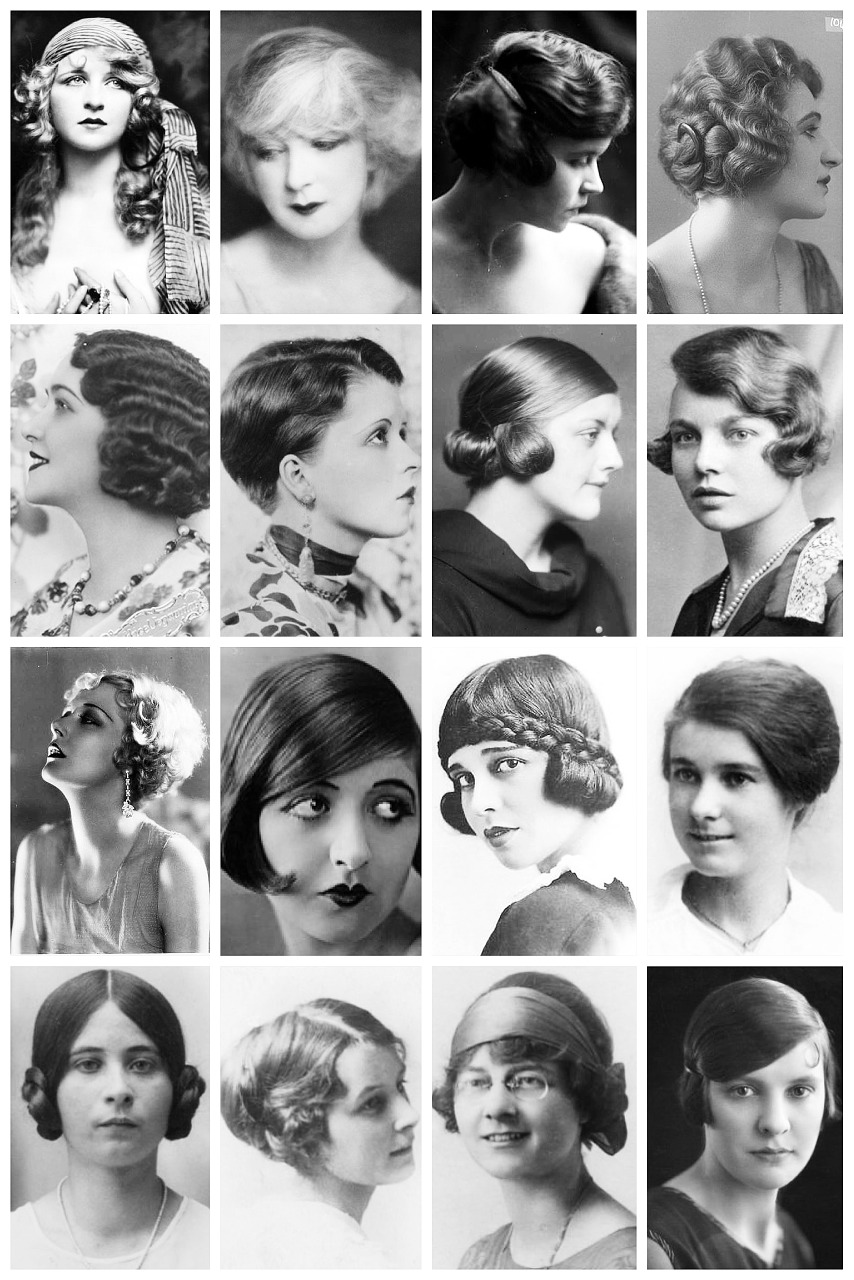 Under Root Great Gatsby Hairstyles