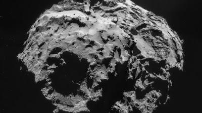 Descoberta surpreendente em cometa sugere outra origem para o Sistema Solar