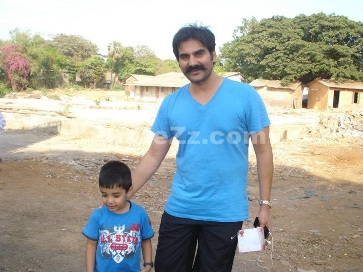 Arbaaz Khan's First Look from Dabangg 2