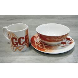 Si quieres comprar el set de desayuno y las tazas oficiales de tu equipo favorito, el Granada C.F.