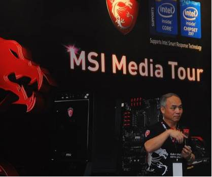 MSI latest Motherboards and Barebones PC